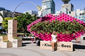 Kisses for Bees